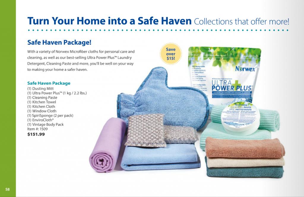 Norwex_Safe_Haven_Starter_Package