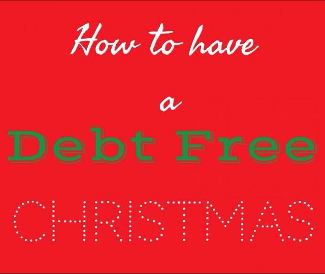 Debt Free Christmas 2014