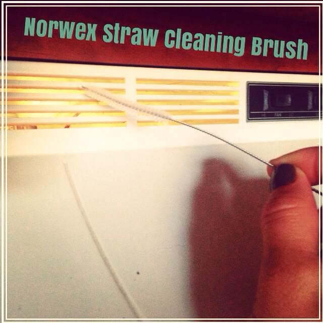 Norwex Straw Cleaning Brush