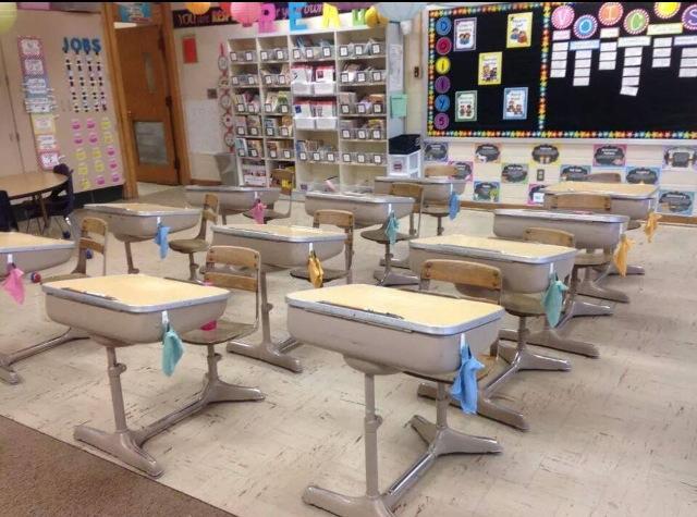A Norwex Clean Classroom