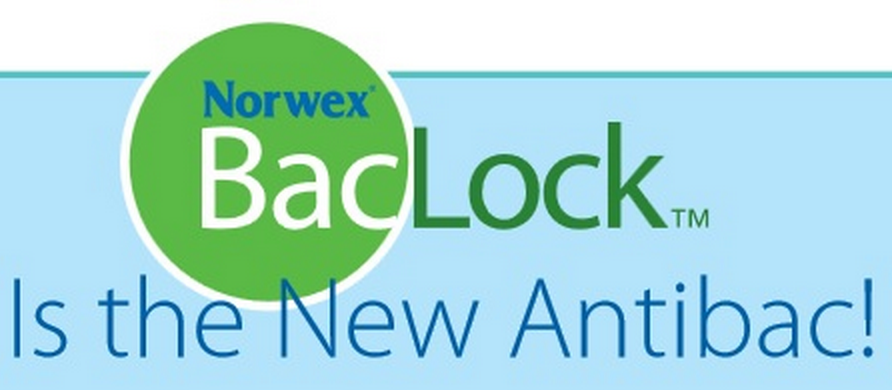 What is Norwex Antibac and BacLock?