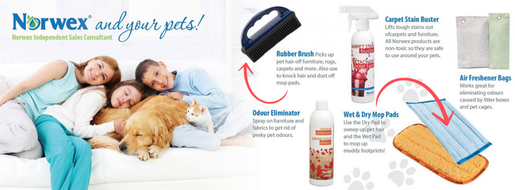 Norwex_Pet_Cleaning_Products