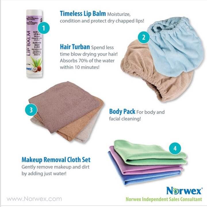 Norwex Hair Turban