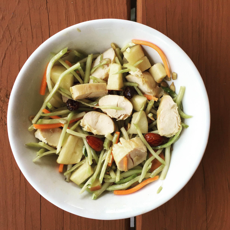 Maren's Broccoli Slaw Summer Salad