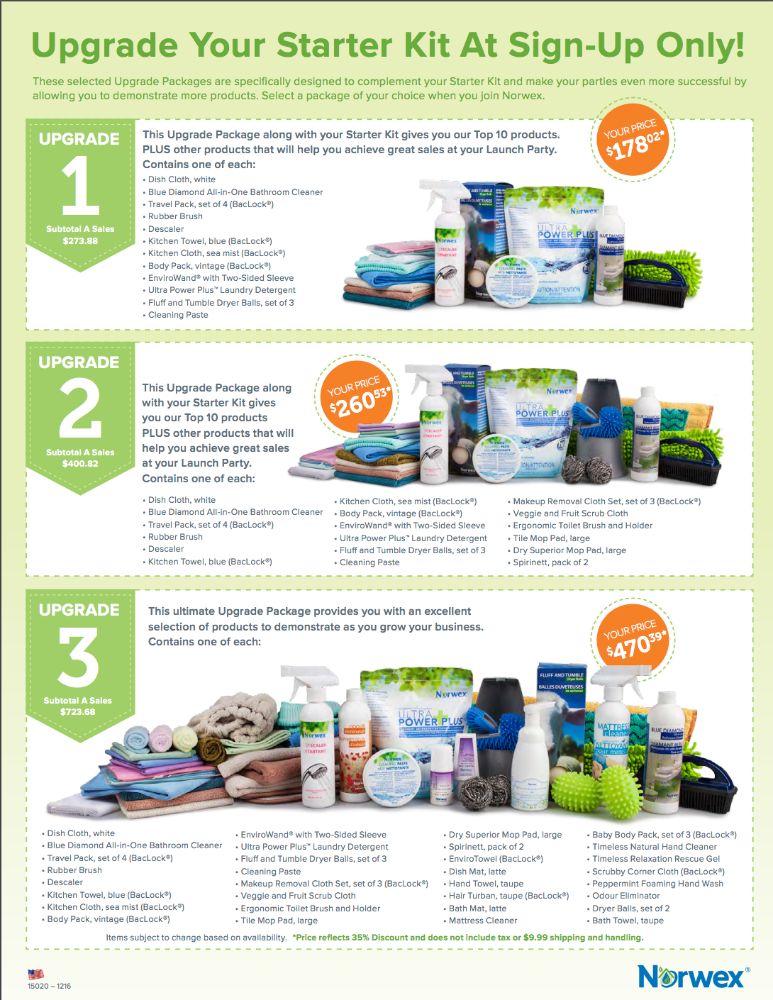 Norwex_Starter_Kit_Upgrade_Packages