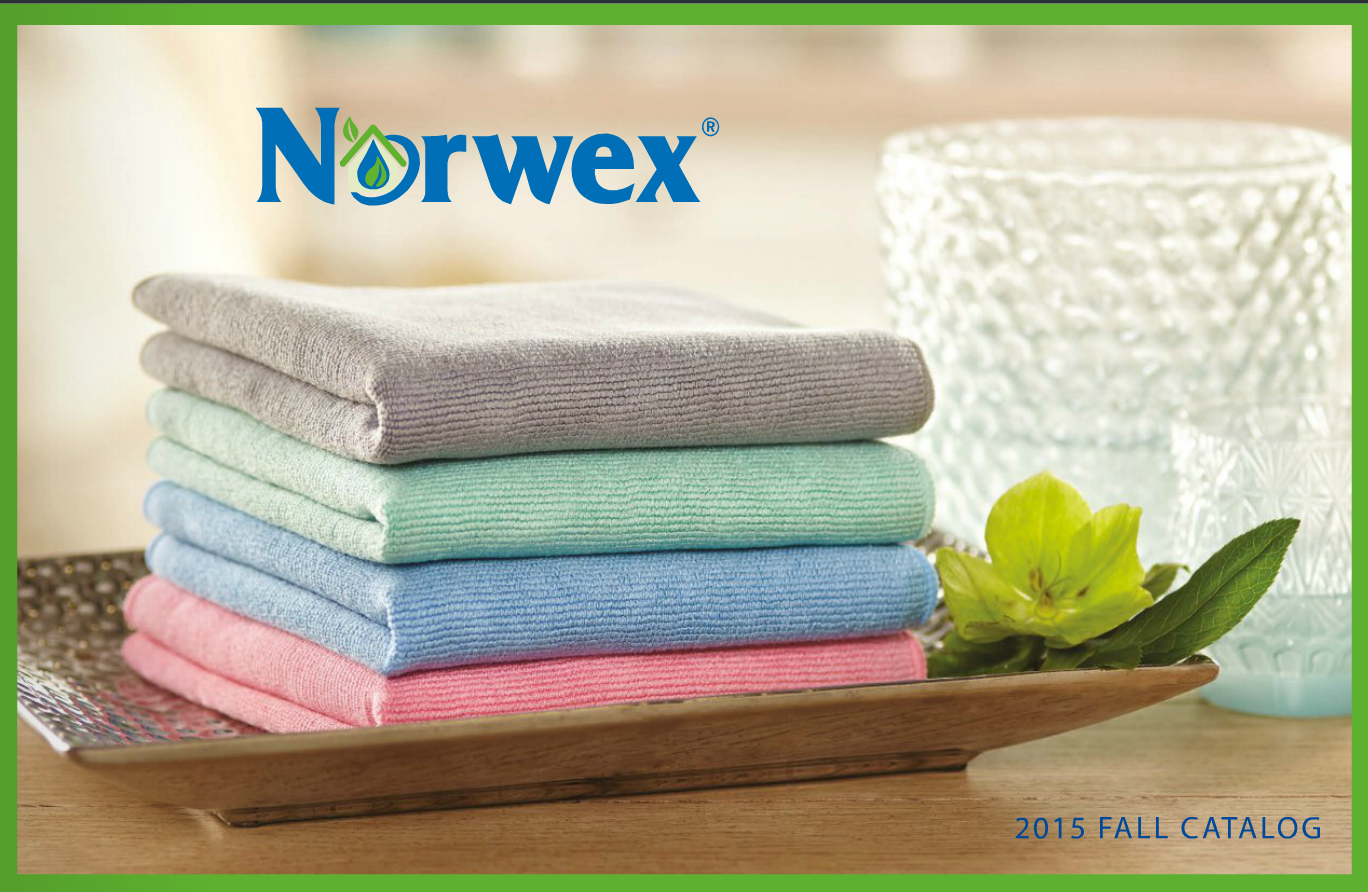 New Norwex 2015 Products in our Virtual Flipbook