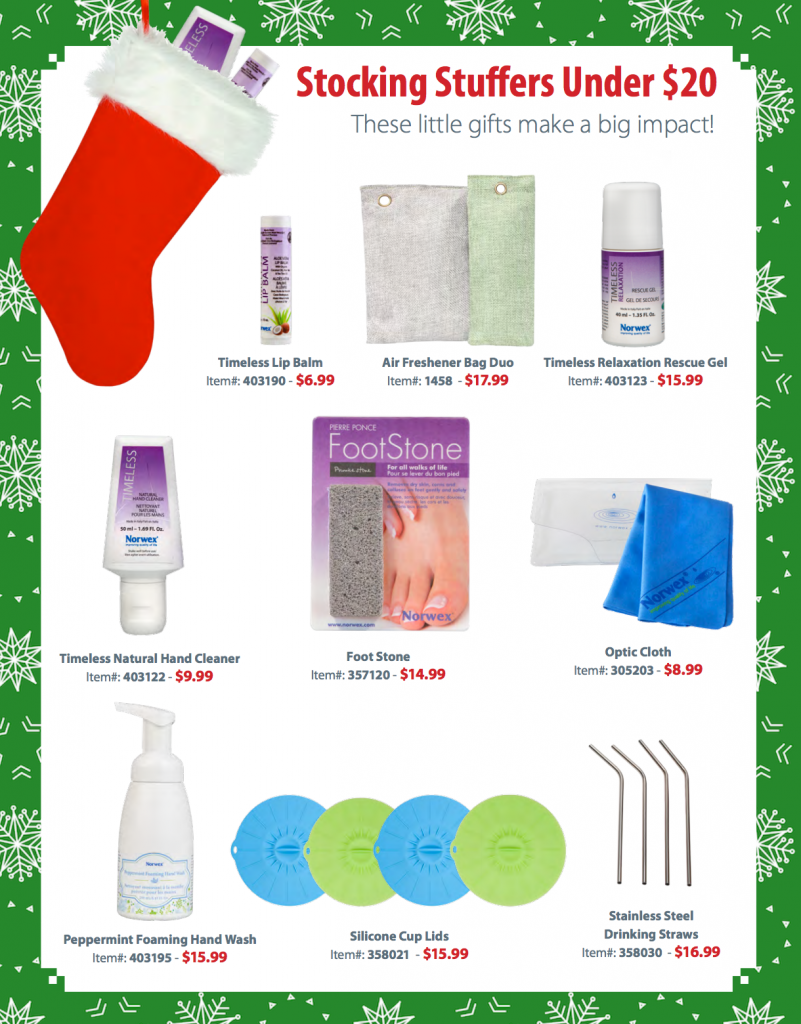 Norwex_affordable_Christmas_gifts