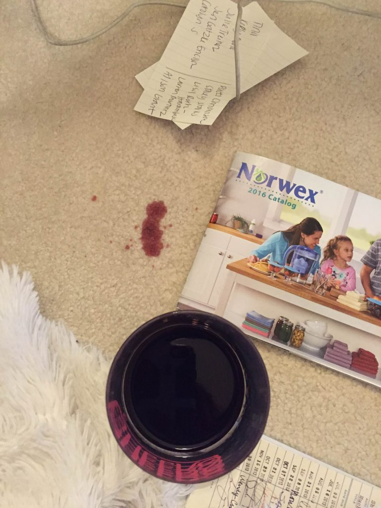 how_to_Use_norwex_Enviro_Cloth_Red_Wine_Stain