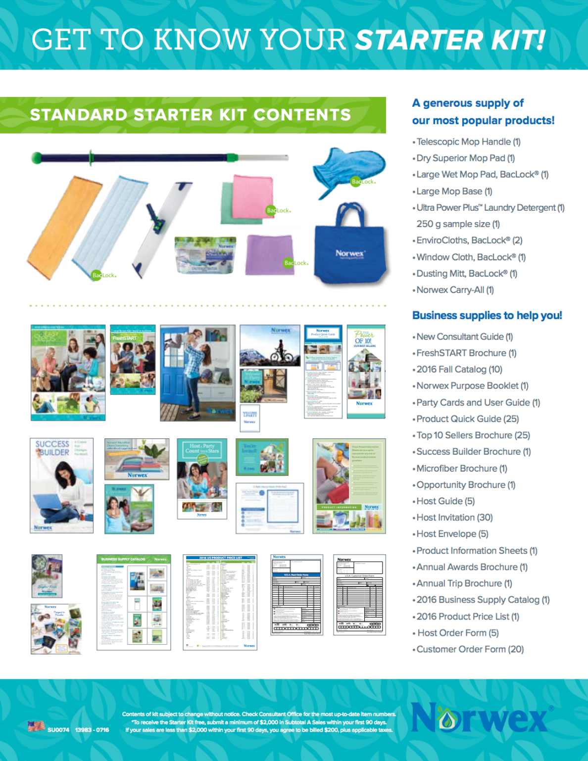 Norwex_Consultant_Starter_Kit_What _Comes
