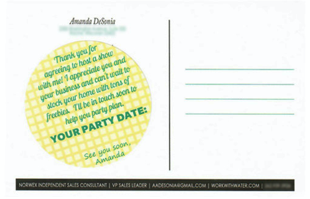 Protected: Connecting with Your Party Hostess!