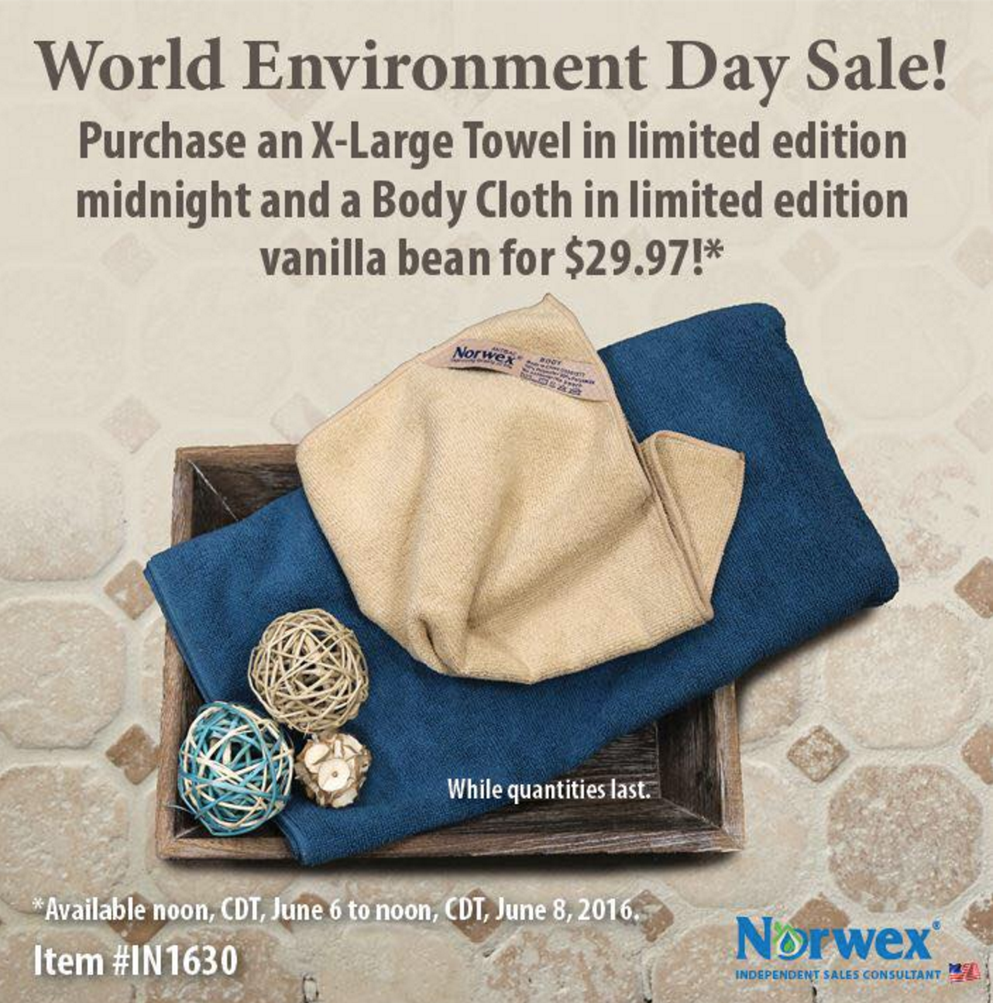 The World's Best Towel + Body Cloth on Sale!