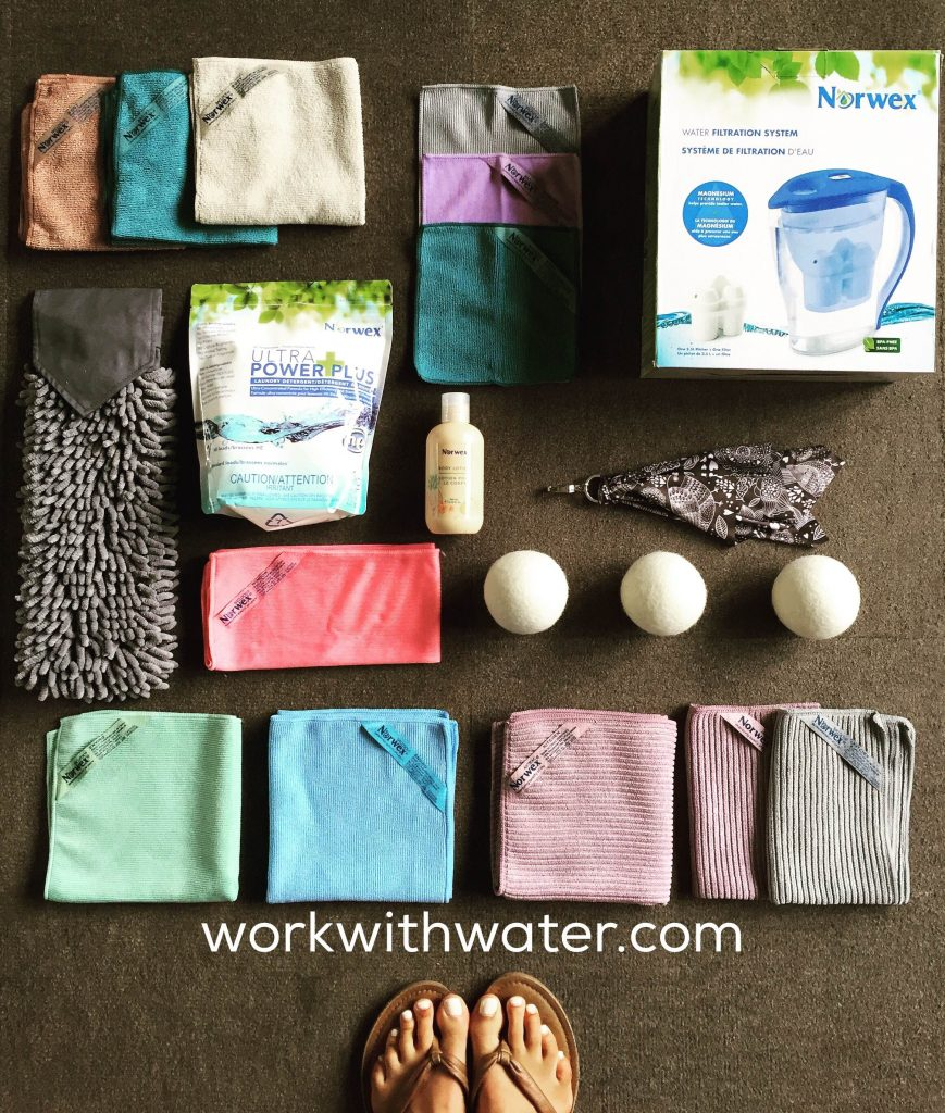 norwex_september_hostess_party_package