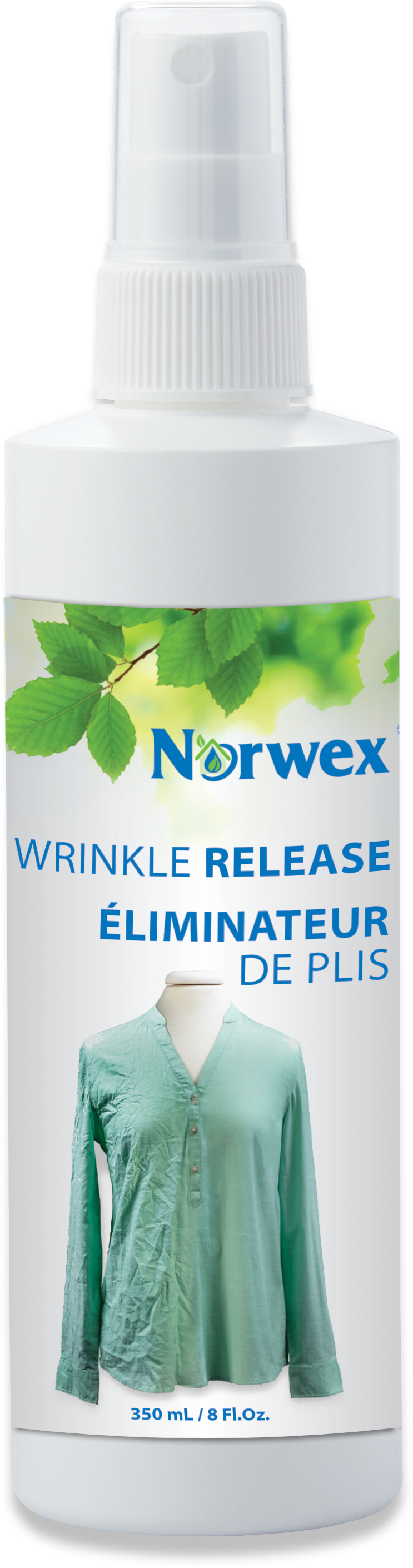 Norwex Wrinkle Release Me From Ironing Forever