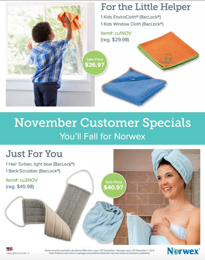 Norwex_Customer_Sale_Special_November