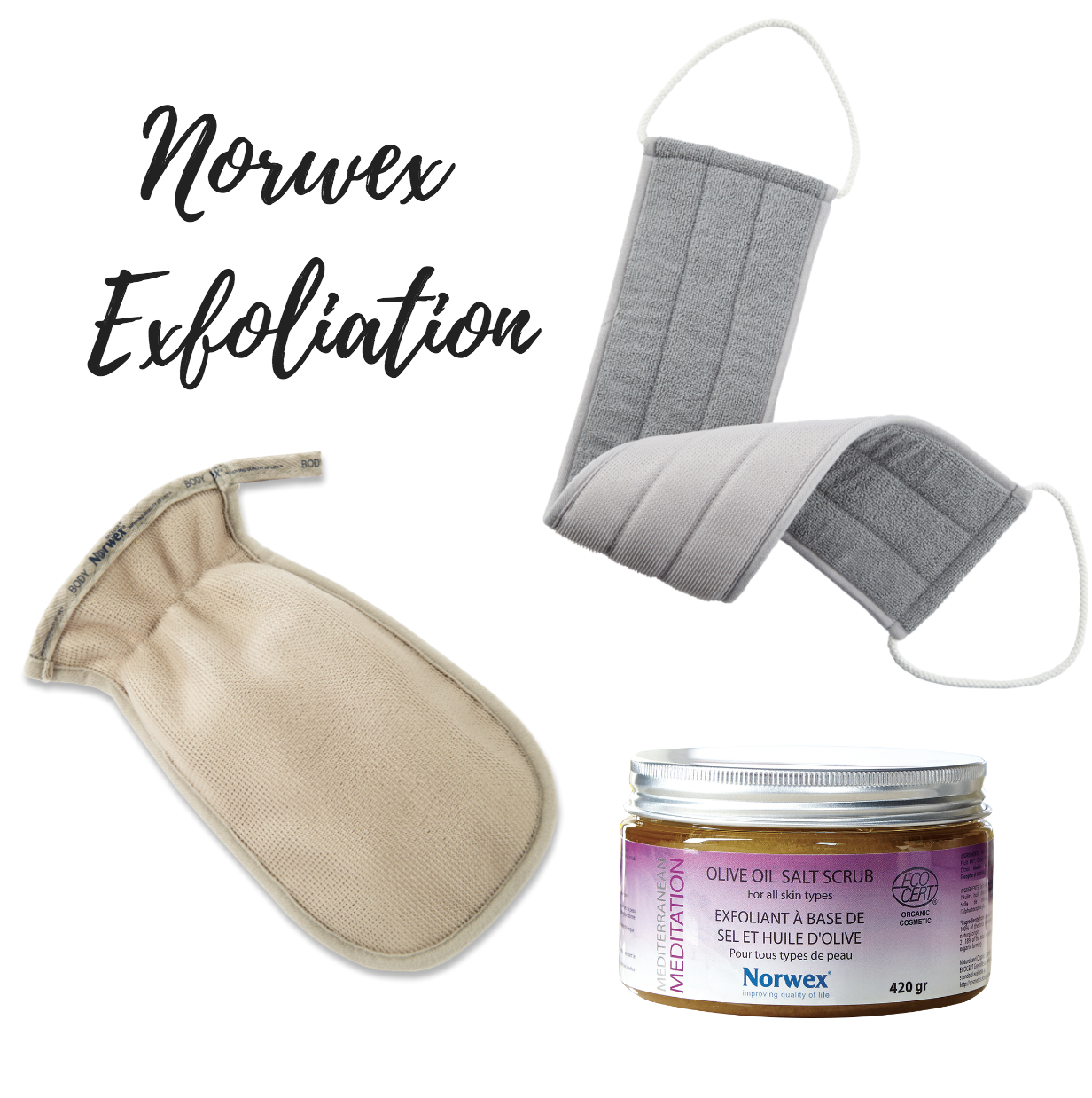 Your Own Norwex Exfoliation Station