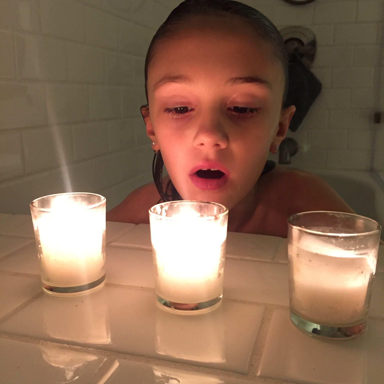 Violet, Age 9