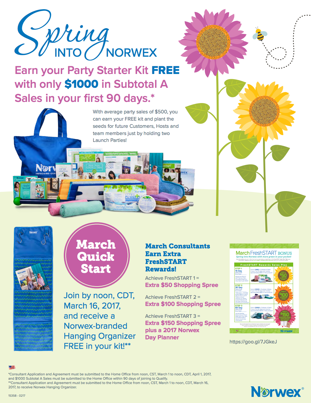 Join Norwex in March, Free Kit and Reduced Sales!