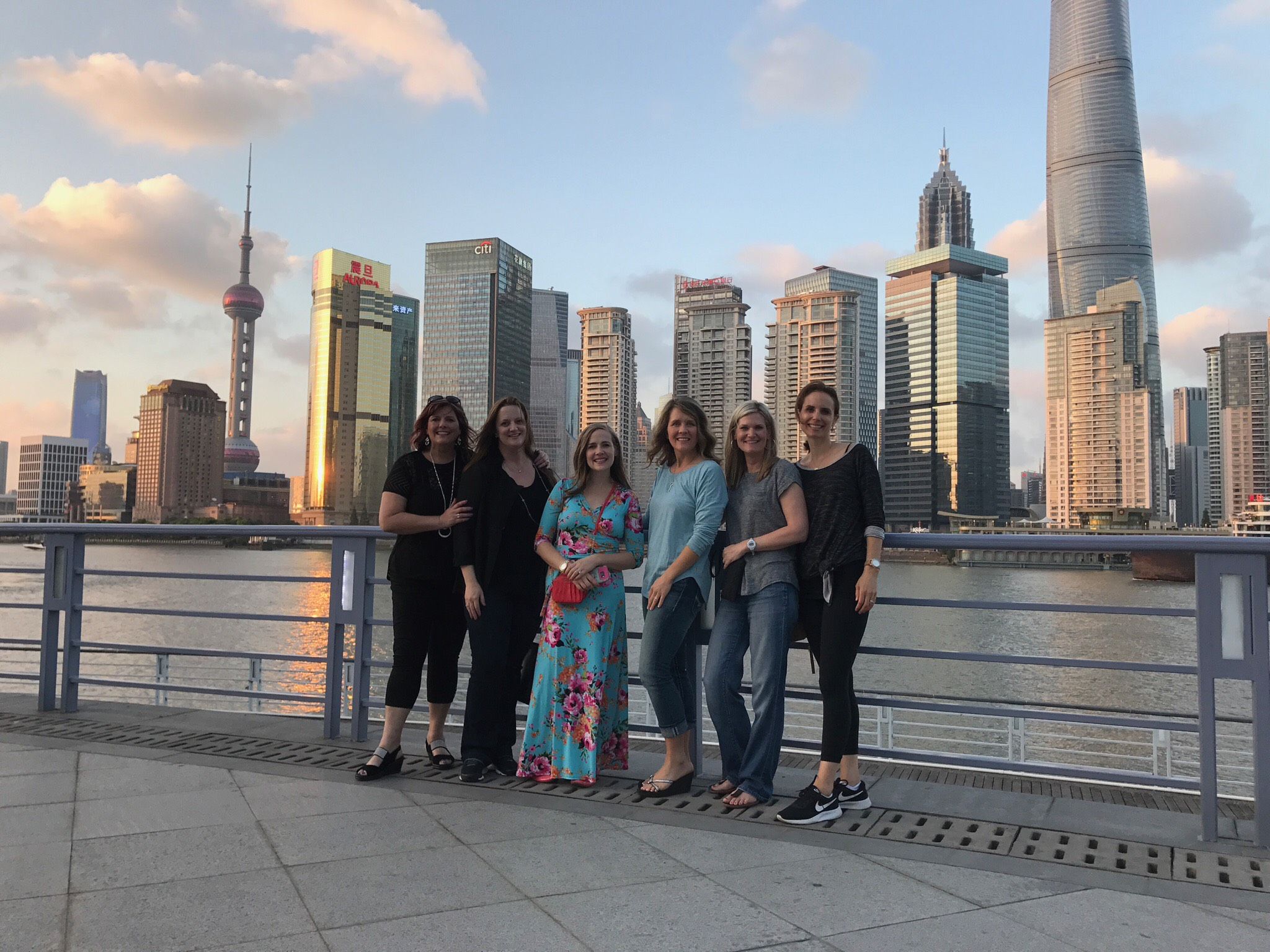 Norwex Leaders Head to China!