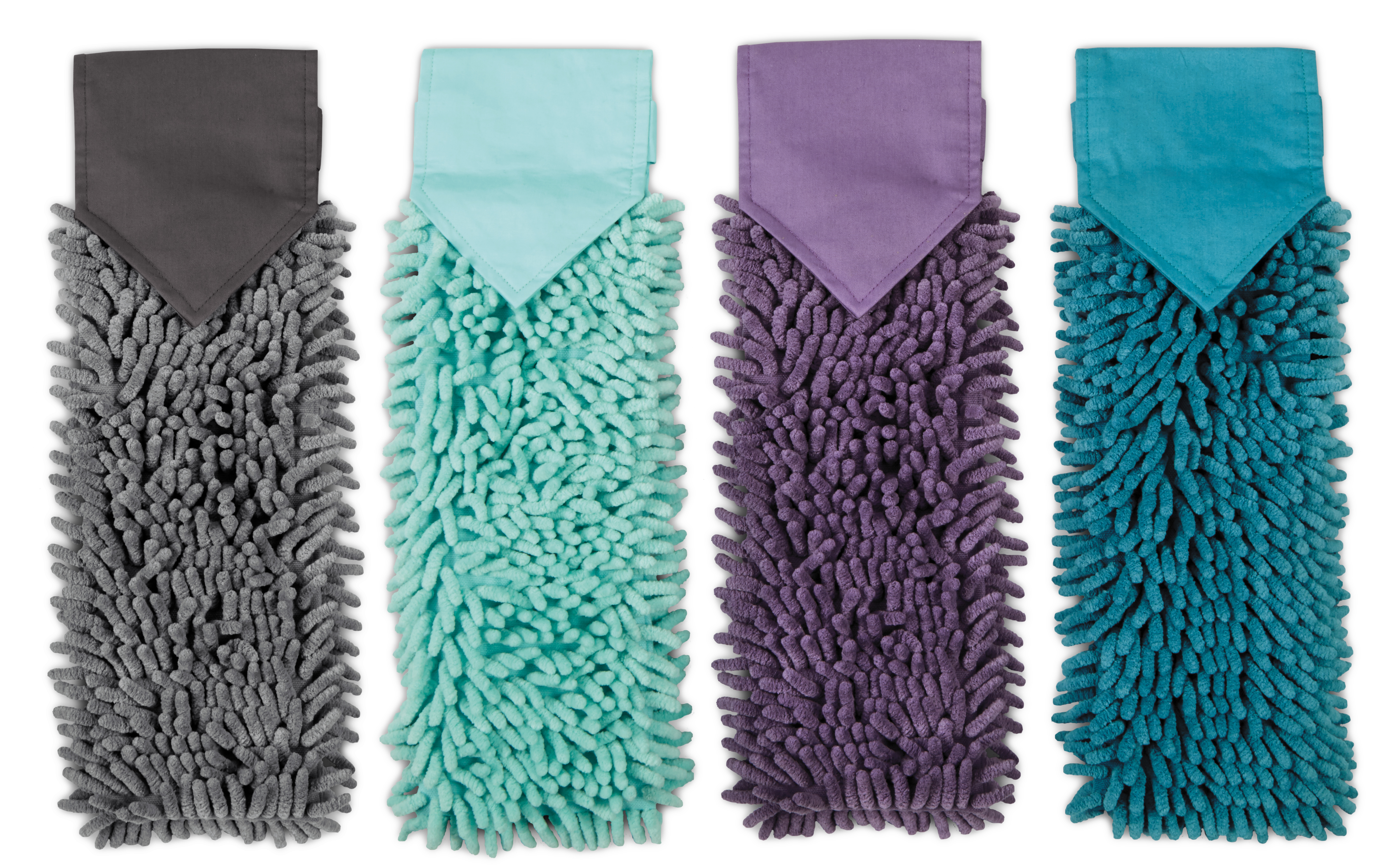 Norwex Chenille Hand Towels- Cleaner, Healthier Hand